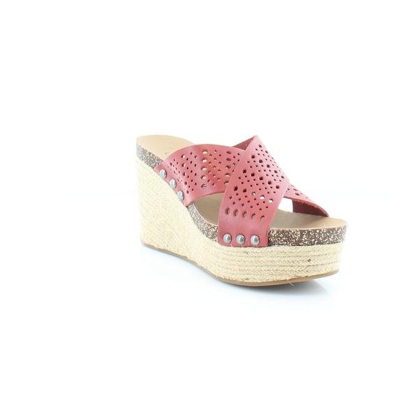 Lucky Brand Neeka 2 Women's Sandals Rosewood