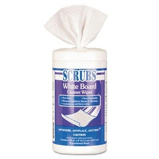 6 x 8 in. Hand Sanitizer Wipes, 120 per Canister - 6 Canisters