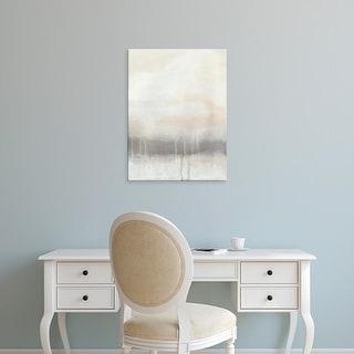 Easy Art Prints June Erica Vess's 'Horizon Strata I' Premium Canvas Art