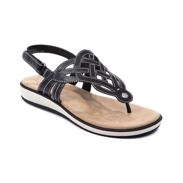 Wear.Ever. Tulsa Women's Sandals & Flip Flops Black