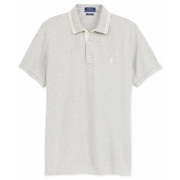 33a154db Shop Polo Ralph Lauren NEW Gray Mens Size XL Polo Rugby Cotton Shirt - Free  Shipping On Orders Over $45 - Overstock.com - 19502377