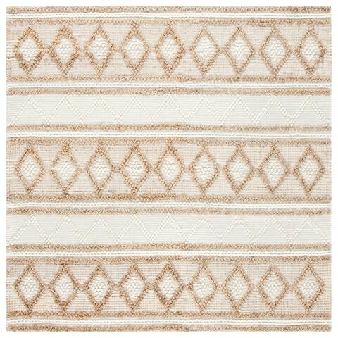 Safavieh Handmade Natural Fiber Archna Casual Jute Rug