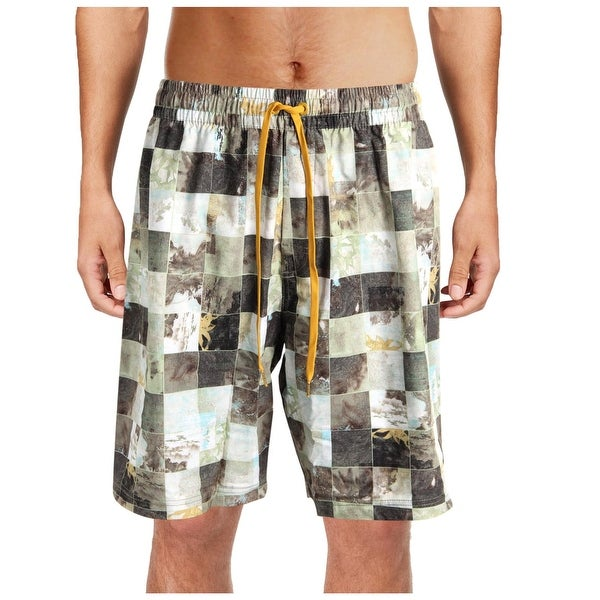 c7c2539bc0 Shop PrAna Mens Asymeteric Summer Swim Trunks - XL - Free Shipping On Orders  Over $45 - Overstock - 26639719