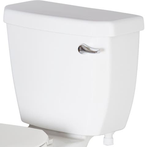 """PROFLO PF6112R 1500 1.28 GPF Toilet Tank Only with 12"""" Rough In and Right Trip Lever"""
