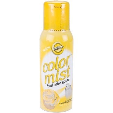 Color Mist Spray 1.5oz-Yellow - Yellow
