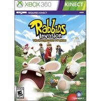Rabbids Invasion Video Game: Xbox 360 - multi