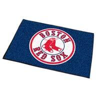 "Boston Red Sox Starter Rug 20""x30"""