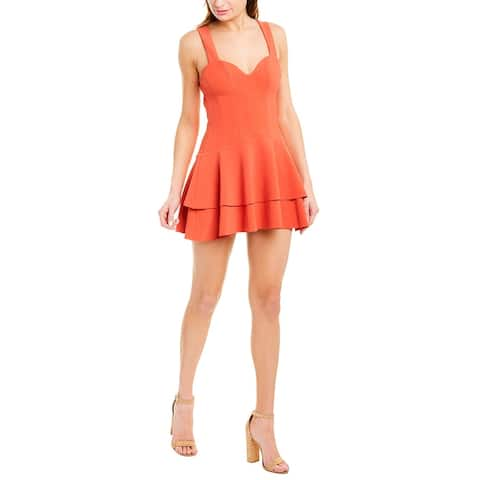 Finderskeepers Lines Mini Dress