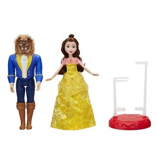 Disney Princess Beauty & The Beast Enchanted Ballroom Reveal Collection