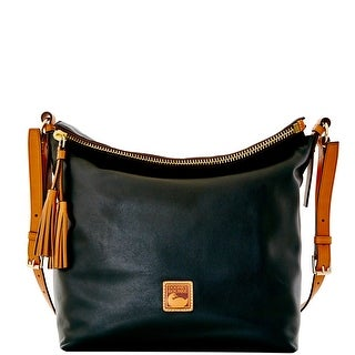 Dooney & Bourke Newbury Leather Dixon Crossbody (Introduced by Dooney & Bourke at $268 in Sep 2015) - Black