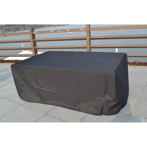 Moda Durable Patio Rectangle Waterproof Furniture Set Rain Cover
