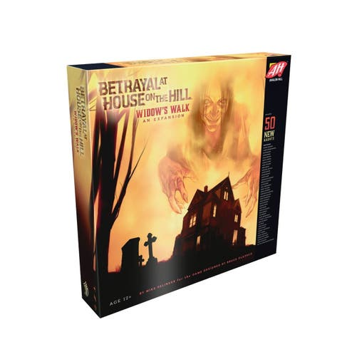 Betrayal at House on the Hill: Widow's Walk Expansion - Multi