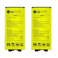 Battery for LG BL42D1F 2-Pack Cell Phone Battery