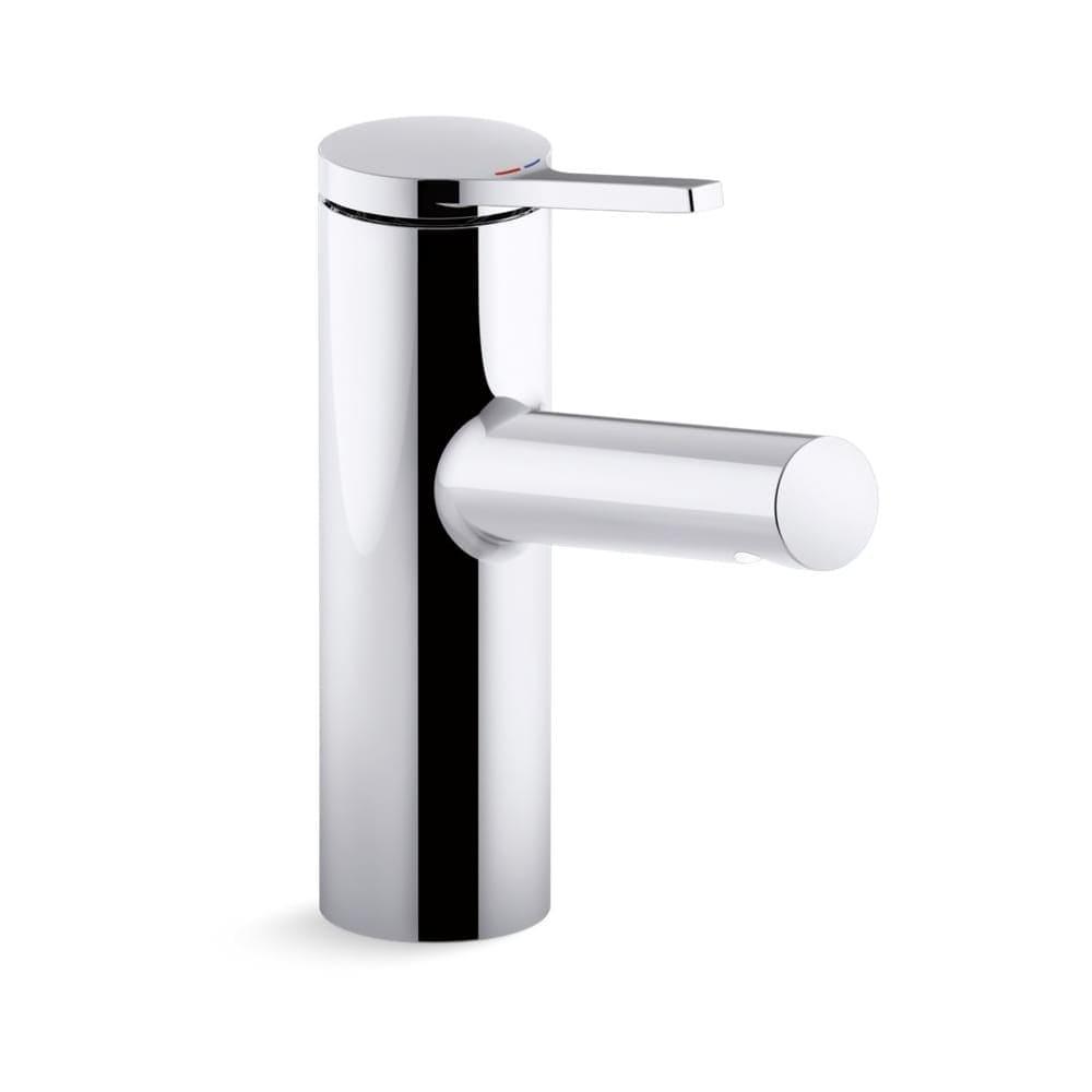 Kohler K-99491-4 Elate 1.2 GPM Single Hole Bathroom Faucet - Polished Chrome