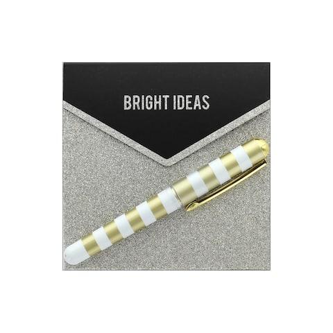 Lady Jayne Matchbook Pad/Pen Bright Ideas