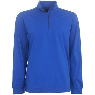 Greg Norman Mock 1/4 Zip Pullover