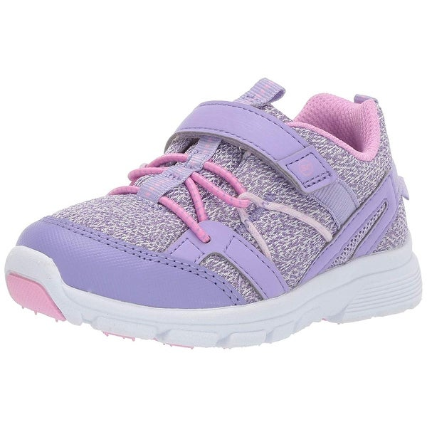 Stride Rite Kids Ocean Girls and Boys Machine Washable Athletic Sneaker