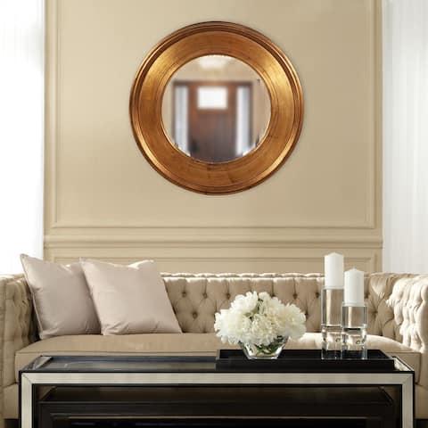 Valor Gold Wall Mirror
