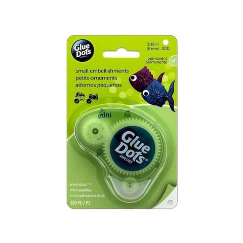 33583e glue dots mini 3 16 dot n go runner 300pc