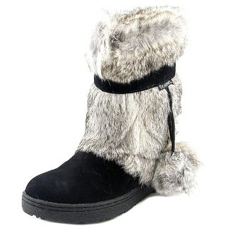 Bearpaw Tama II   Round Toe Suede  Winter Boot