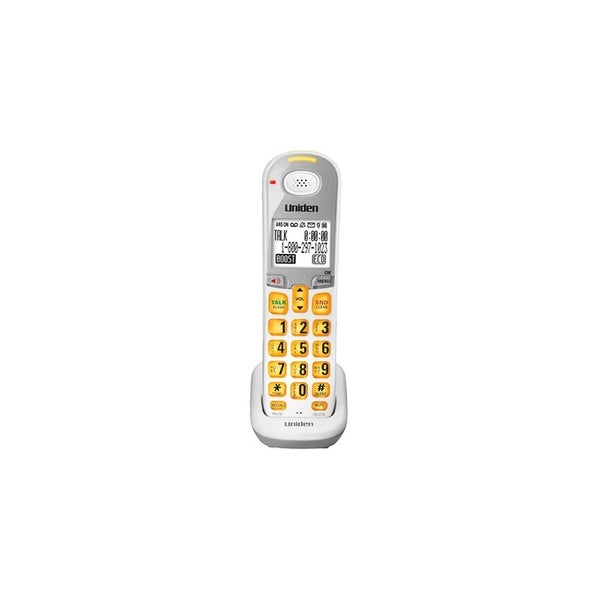 Refurbished Uniden DCX309 Amplified Accessory Handset with LCD Display & Backlit Keypad