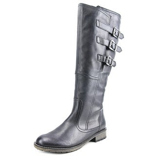 Remonte Reiker Elaine Round Toe Synthetic Boot