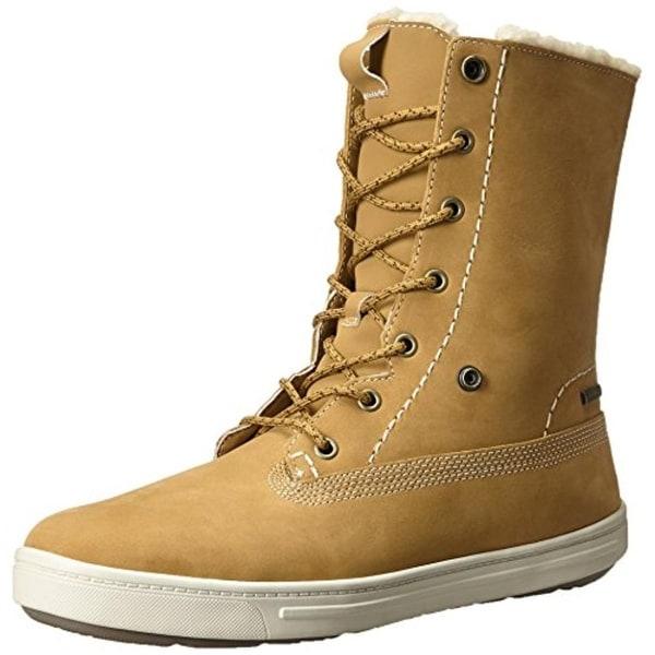 Rockport Womens Truwalkzero Cupsole Mid-Calf Boots Nubuck Waterproof