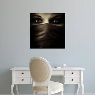 Easy Art Prints PhotoINC Studio's 'Covered' Premium Canvas Art