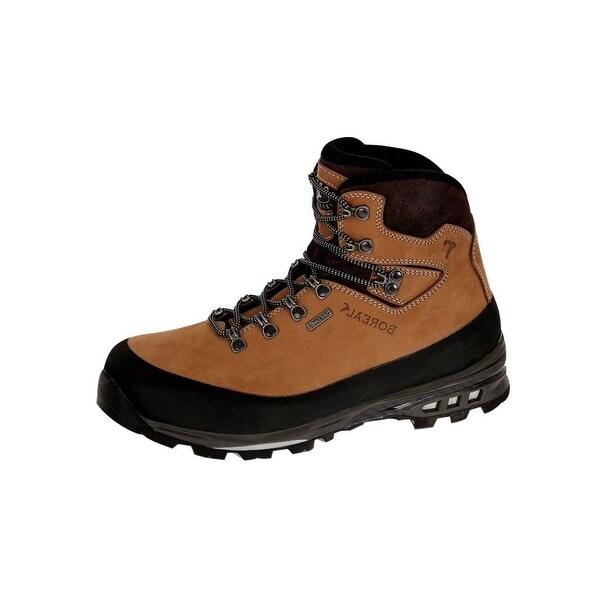 Boreal Climbing Outdoor Boots Womens Zanskar Lightweight Brown