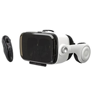 4U1565 iLive Virtual Reality Goggles Built-in Headphones & Remote