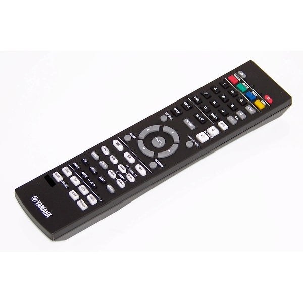 OEM Yamaha Remote Control Originally Shipped With: BDX610, BDX-610, BRX610, BRX-610, BRX610BL, BRX-610BL