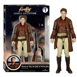 "Firefly Funko Legacy 6"" Action Figure: Malcolm Reynolds - multi"