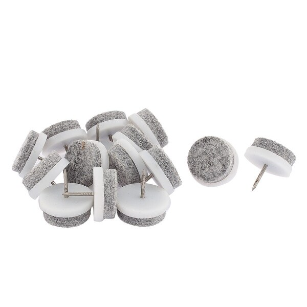 Shop Furniture Table Sofa Leg Anti Skid Round Pad Nail Protectors 15PCS - On Sale - Free Shipping On Orders Over $45 - Overstock.com - 18423800
