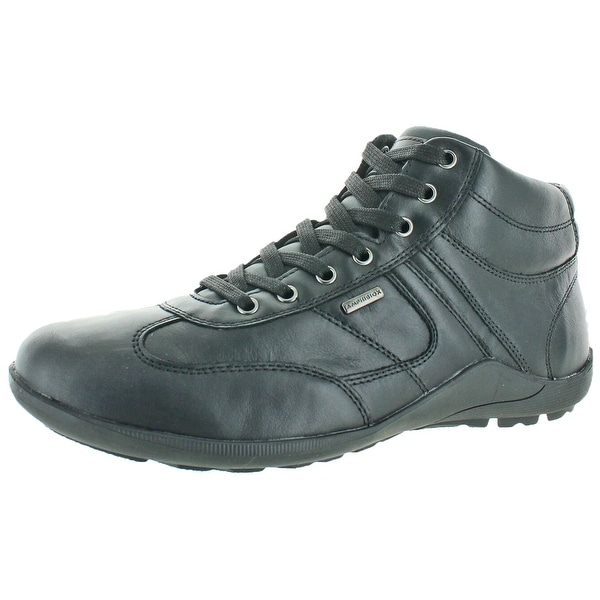 Geox Compass ABX Amphibiox Men's Leather Ankle Boots