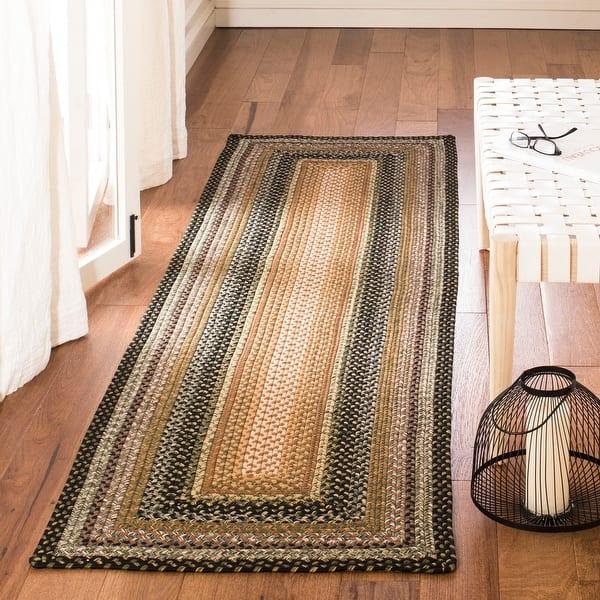 Safavieh Handmade Braided Jo Country Rug On Sale Overstock 4687472