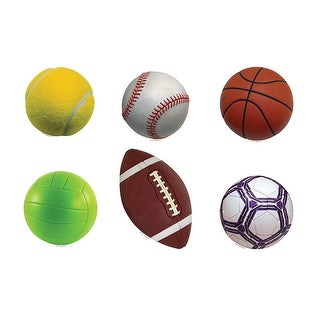 Bulletin Board Accents Sports