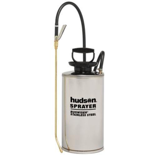 Hudson 67220 Bugwiser Stainless Steel Sprayer, 2 Gallon