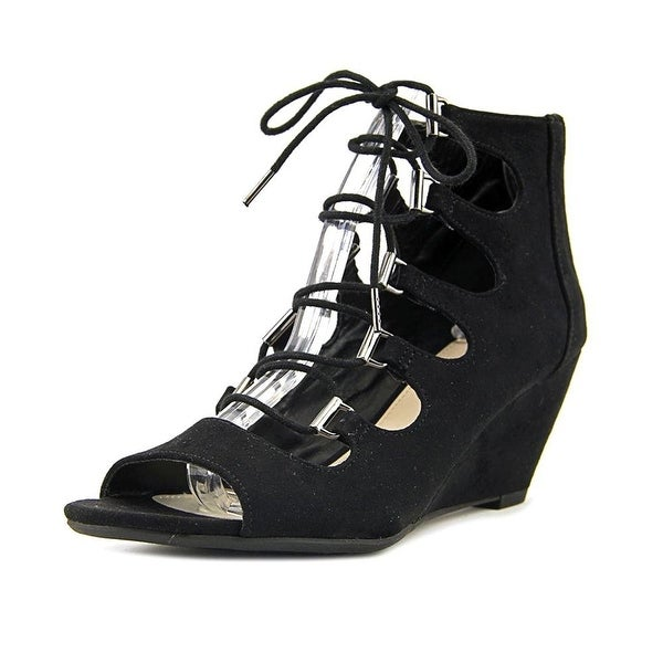 Bar III Womens Kerry Open Toe Casual Platform Sandals - 10