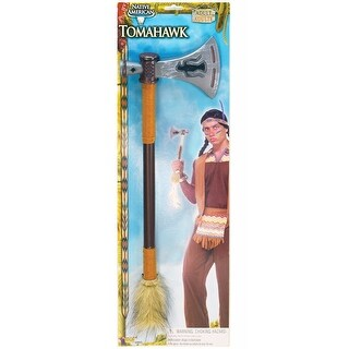Forum Novelties Native American Tomahawk - beige