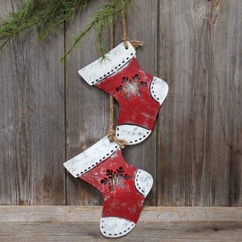 Tin Stockings on Jute