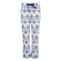 Richie House Women's Soft and Warm Fleece Pants