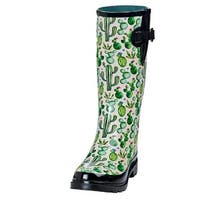 Blazin Roxx Outdoor Boots Womens Cacti Round Adjustable Buckle