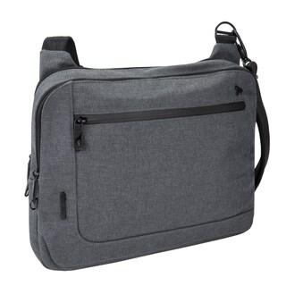 Travelon Men's Anti-Theft Urban E/W Tablet Messenger Bag