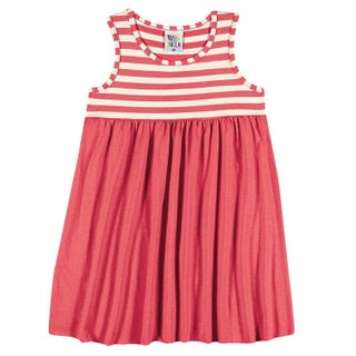 Toddler Girl Dress Little Girl Striped Sundress Summer Pulla Bulla 1 Year
