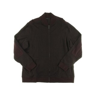 Perry Ellis Mens Big & Tall Jacket Long Sleeve Zipper