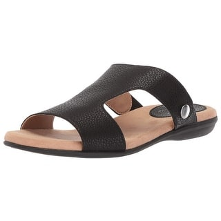 b51696c8a68 LifeStride Womens Baha Open Toe Casual Slide Sandals