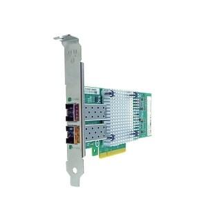 Axiom Memory Solution,Lc - 10Gbs Dual Port Sfp+ Pcie X8 Nic Card
