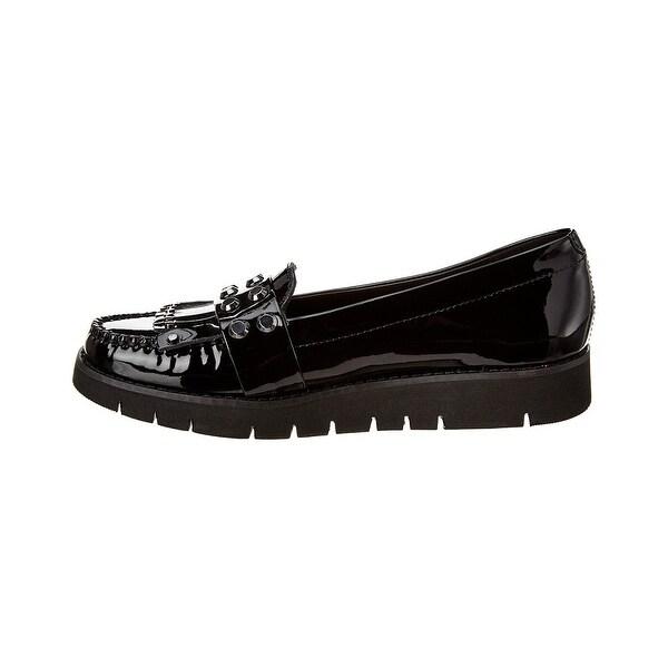 Shop Geox Blenda Patent Loafer On Sale Overstock 30566120