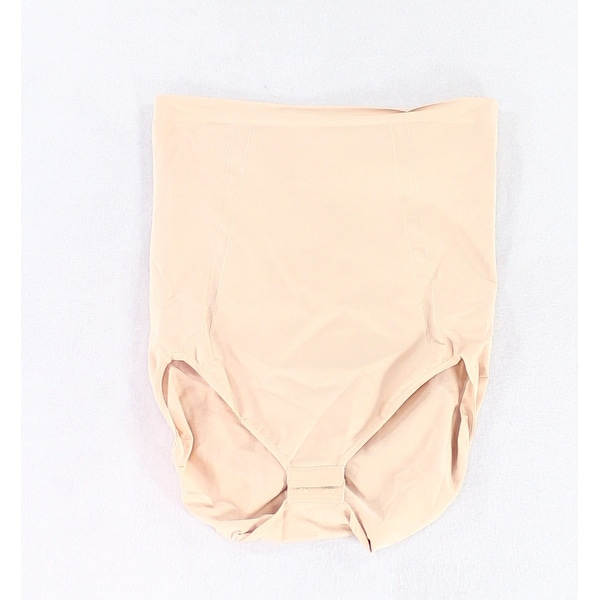 4677fcbc1f1 Shop Spanx Beige Nude Women s Size 2X Plus High Waist Shaping Briefs - Free  Shipping On Orders Over  45 - Overstock - 27978504
