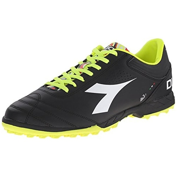 Diadora Mens Colorblock Turf Soccer Shoes - 9.5 medium (d)